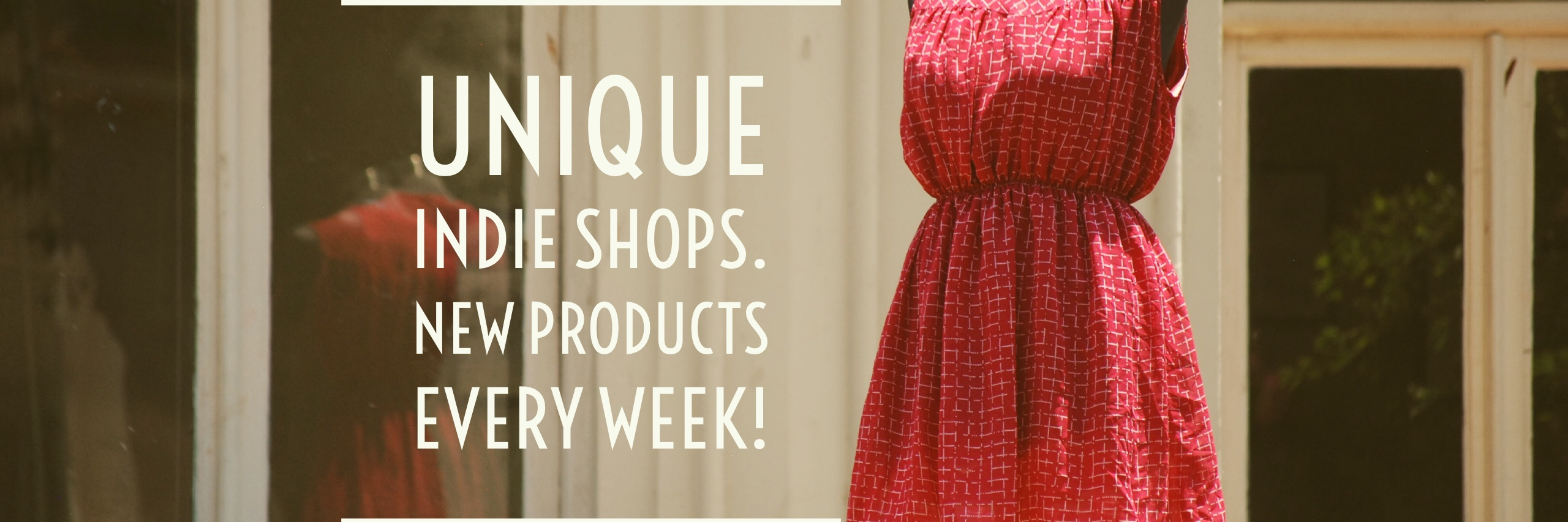 Wickedly Chic is all about: Prices for all budgets. Unique indie designs. New products every week!