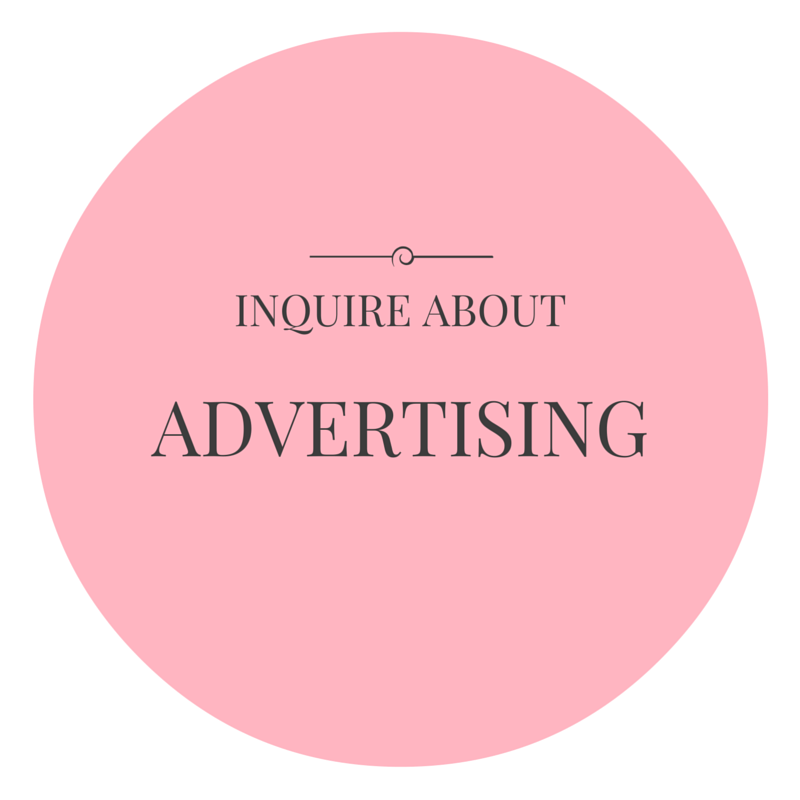 Inquire About Advertising