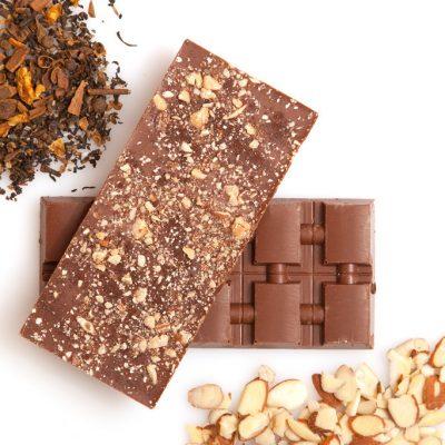 Chai & Almonds Chocolate