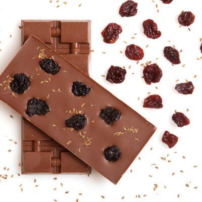 Cherry & Anise Chocolate
