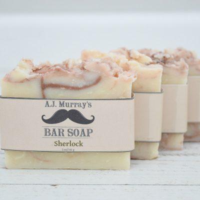 Sherlock Soap